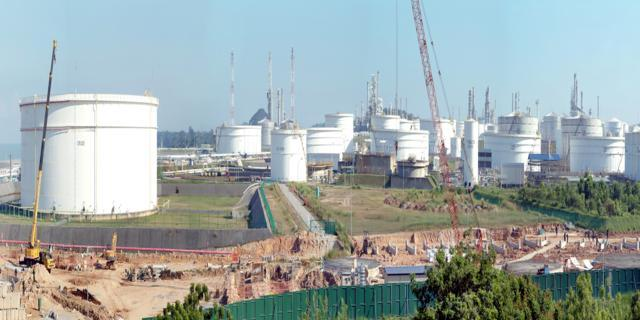 PETRONAS PSR-2, Melaka Refinery Project - Stage 1 - On Site Civil Works