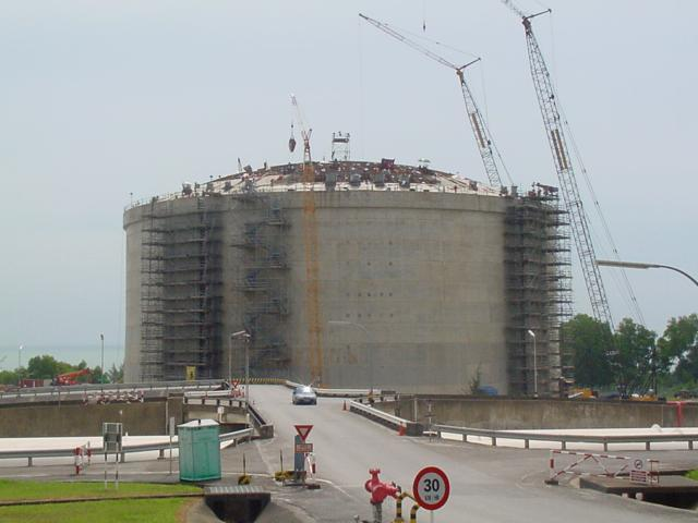 Bintulu MLNG Tiga Plant Project - 120,000m3 PC LNG Storage Tank (T-3106 Civil Works) for PETRONAS