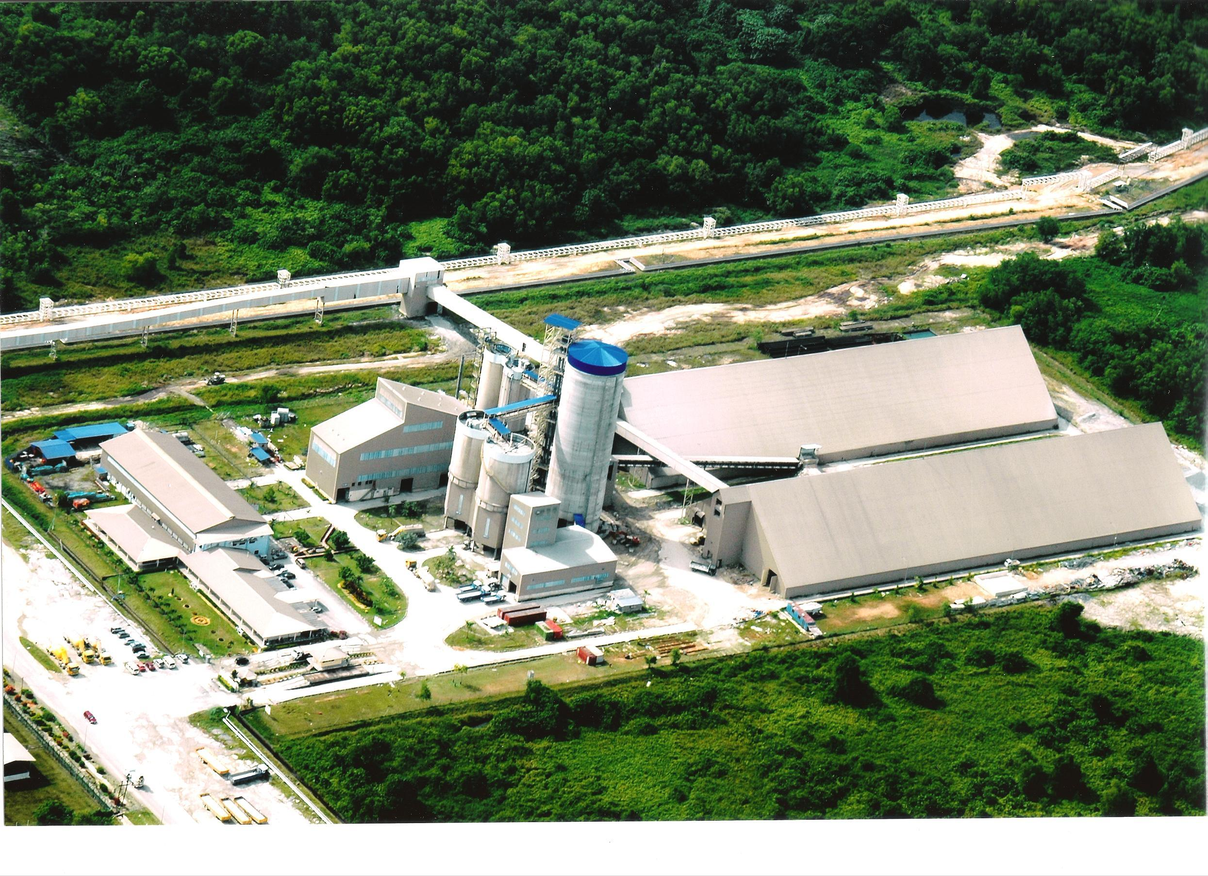 The Proposed Construction of New Cement Silo (10,000 Ton) in Bintulu Sarawak for CMS