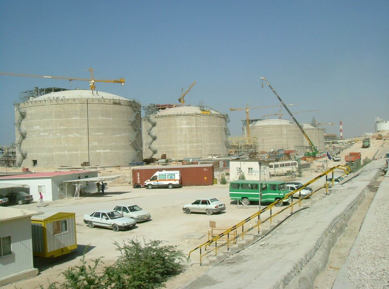 South Pars Development Project, Phase 6, 7 & 8 Onshore Facilities LPG Storage Tank