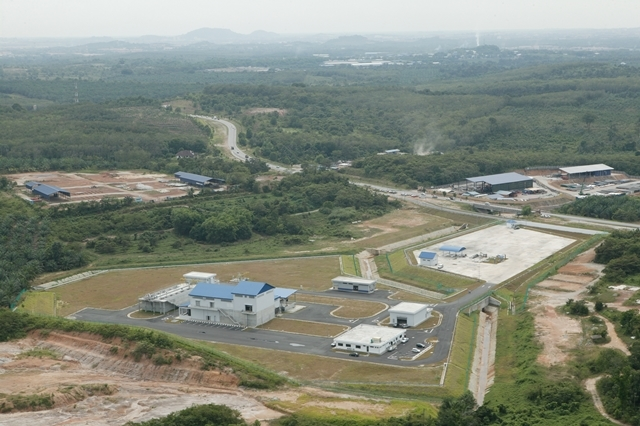 Sewage Treatment Plant Project Phase 2 Package 3 : Sungai Udang CSTF