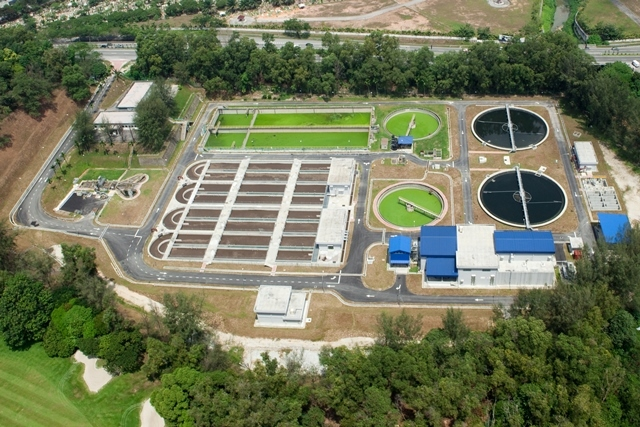Sewage Treatment Plant Project Phase 2 Package 3 : Damansara STP
