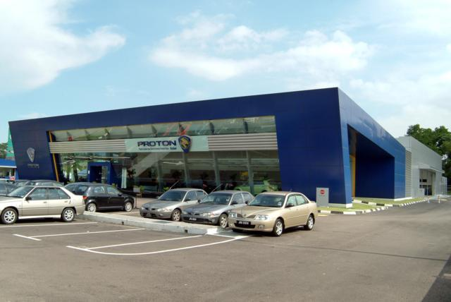 Proposed New Showroom and Service Centre