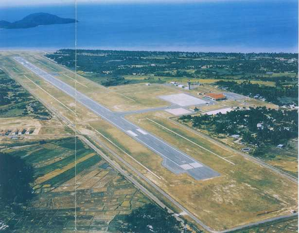 Redevelopment of Langkawi International Airport, Kedah : TURNKEY