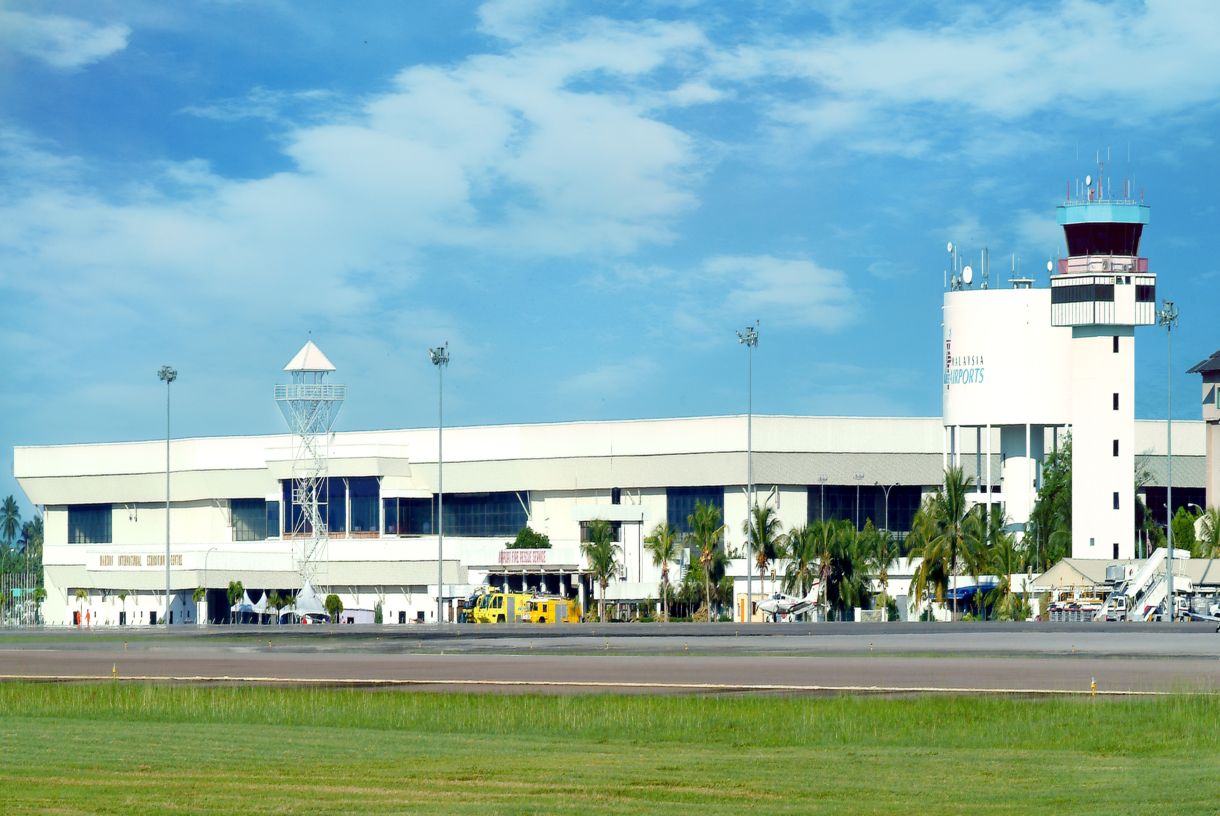 Extension and Renovation of Langkawi International Airport Terminal Building