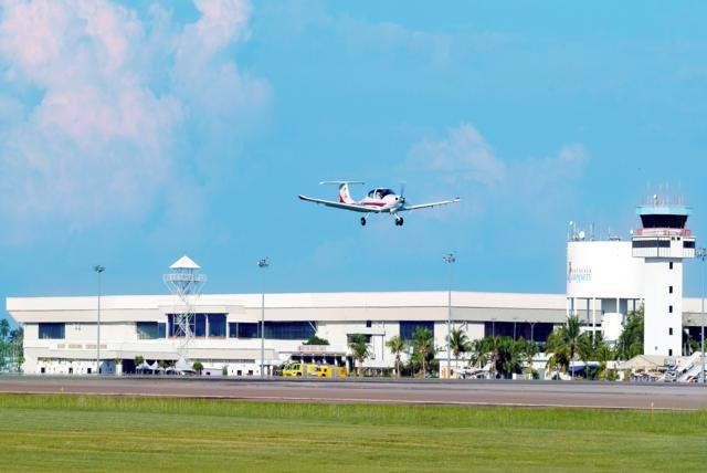 Upgrading Facilities of Langkawi International Airport for LIMA 93